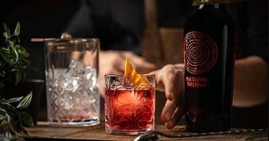 Kaliro Spirits lancia 9diDANTE Inferno – Vermouth di Torino Superiore