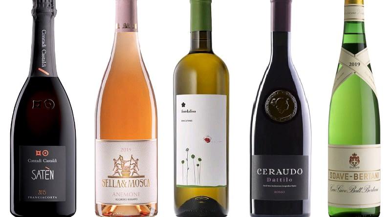 Sei vini diversi per festeggiare la Festa della Donna