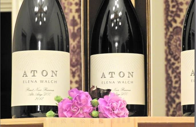 Elena Walch presenta l'esclusiva Gran Cuvée Aton Pinot Noir Riserva 2017 Alto Adige DOC
