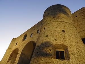 Bernalda - castello