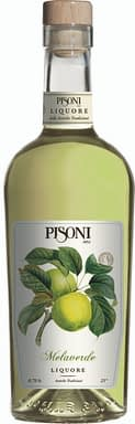 Pisoni - Liquore trentino alla mela verde