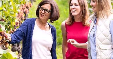 Elena, Julia e Karoline Walch: l'arte di produrre vini di eccellenza