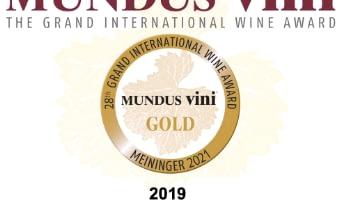 PONTE1948 Prosecco Doc Rosé: medaglia d'oro al Mundus Vini 2021
