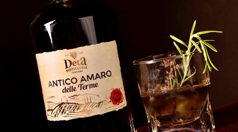 L'Antico Amaro delle Terme è l'amaro più buono del mondo